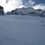 Cypress Peak Glacier