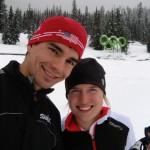 Skiing at WOP