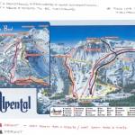 Race course map - Vertfest 2013