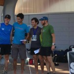 Mens 50k Podium. (Squamish 50 Photo)