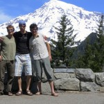 Couldn't have asked for a better trip to Rainier with two of my best friends!