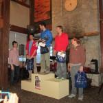 Men's Individual race podium (Michelle L Photo)