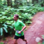 Nick is fast. His race was very fun to watch. He is hard to capture on camera and not be blurry.