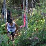 Suffering on the last climb of the course. (Solana Klassen Photo)