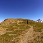 Garibaldi Park alpine singletrack.