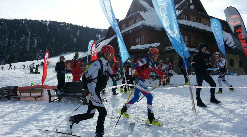 Finishing Puchar Pilska (Martin's Photo)