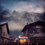 Chamonix Village - even better than I was expecting.