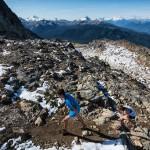 Climbing to the Peak - David McColm Photo
