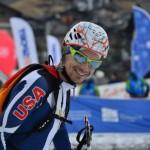 Caspaggio World Cup Sprint. Ski&Run Photo