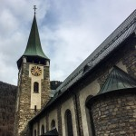 Zermatt Church. One of the most hallowed places in Alpinism.
