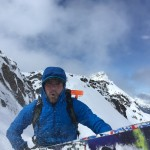 Nice to have a visit from Ryan Kerrigan - UVM Ski Team Alumni