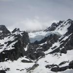 Shuksan Hanging Glacier.